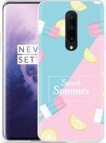 OnePlus 7 Pro Hoesje Sweet Summer