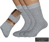 60 paar - Noorse Sokken - Wintersokken - Maat 39-42 - Warme Sokken - Sokken Tegen De Kou