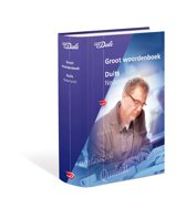 Van Dale groot woordenboek - Van Dale groot woordenboek Duits-Nederlands