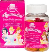 Disney Gummies Kinder Multivitaminen Princess - 60 Gummies