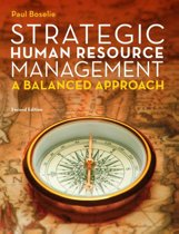 Strategic Human Resource Management 2e