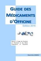 Guide Des Medicaments D'officine 2016