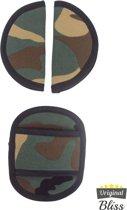 Bliss gordelbeschermer voor Maxi-Cosi met 3 puntsgordel - Camouflage
