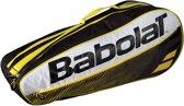 Babolat Tennistas - Unisex - geel/zwart/wit