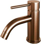 Brauer Copper Edition fonteinkraan geborsteld koper PVD
