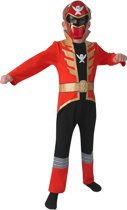 Red Super Mega Force Power Ranger Child - S