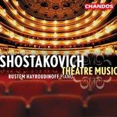 Shostakovich: Theatre Music / Rustem Hayroudinoff