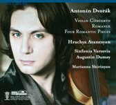 Violin Concerto+Romance+4 Romantic