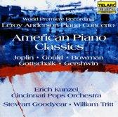 American Piano Classics / Kunzel, Cincinnati Pops Orchestra