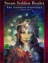 Susan Seddon Boulet the Goddess Paintings A717