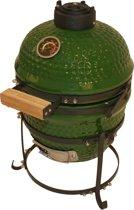 Patton Kamado Grill 13 Houtskoolbarbecue - Groen