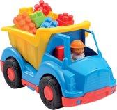 écoiffier Abrick: Vrachtwagen Met Bouwblokken 27 Cm