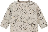Noppies Unisex T-shirt Quito all over print - Moonbeam - Maat 56