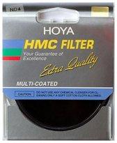 Hoya Grijsfilter 62mm NDx4 HMC