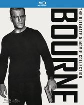 The Ultimate Bourne 5 Movie Collection (Blu-ray)