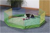 Beeztees Nylon Bodemhoes Voor Knaagdier Ren - Groen - 85 x 85 x 5 cm