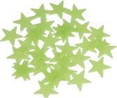 Glow in the dark sterren 34 stuks