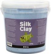 Silk Clay, neon blauw, 650 gr