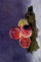 Peaches by Edouard Manet - 1882