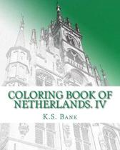 Coloring Book of Netherlands. IV