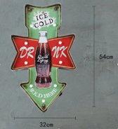 Retro Led Sign Coca Cola