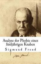 Analyse Der Phobie Eines F nfj hrigen Knaben