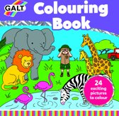 Galt Kleurboek Dieren 21 Cm