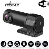 TKSTAR WIFI FHD 720P Dash Cam Auto Veiligheid Video Opnemer Nachtzicht G-sensor Draadloze DVR 170 Mate Wijde Hoek APP Monitor