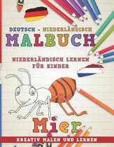 Malbuch Deutsch - Niederl