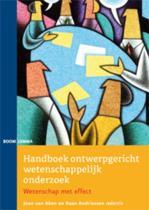 Handboek ontwerpgericht wetenschappelijk onderzoek