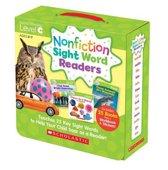 Nonfiction Sight Word Readers Parent Pack Level C