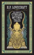 Complete Cthulhu Mythos Tales (Barnes & Noble Omnibus Leatherbound Classics)