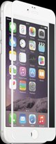 AVANCA Gebogen Beschermglas iPhone 6 White - Screen Protector - Tempered Glass - Gehard Glas - Curved Glass - Protectie glas