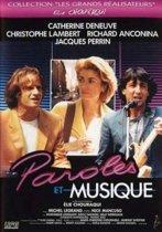 Paroles Et Musique (import) (dvd)