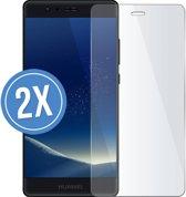 Huawei Y6 2018 - Screenprotector - Tempered glass - 2 stuks
