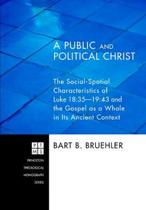 A Public and Political Christ