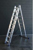 Alumexx ladder 3x9 (3 delig)
