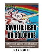 Cavallo Libro Da Colorare