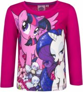 My Little Pony shirt roze lange mouwen 98 (3 jaar) - voor meisjes