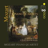 Piano Quartets: Kv478 & Kv493