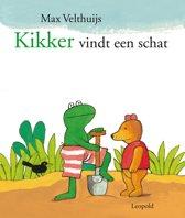 Boek cover Kikker - Kikker vindt een schat (mini) van Max Velthuijs (Onbekend)