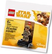 Star Wars Han Solo minifiguur