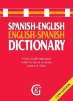 Spanish-English, English Spanish Pocket Dictionary