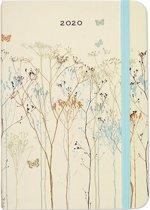 2020 Butterflies Weekly Planner (16-Month Engagement Calendar)