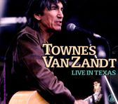 CD cover van Live In Texas van Townes Van Zandt