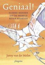 Boek cover Geniaal! van Janny van der Molen (Hardcover)