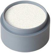 Grimas waterschmink pure, pearl wit, 15ml, 704