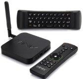 MINIX NEO X8 H Plus met A2 lite remote - Mediaplayer