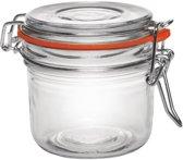 Vogue conserveerpot - 125 ml - Set van 6
