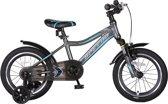 Speedo 16 inch jongensfiets Alu frame Grijs/Blauw